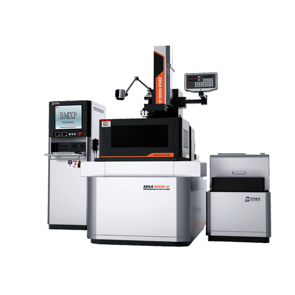 BM400C-CTH 中走丝线切割